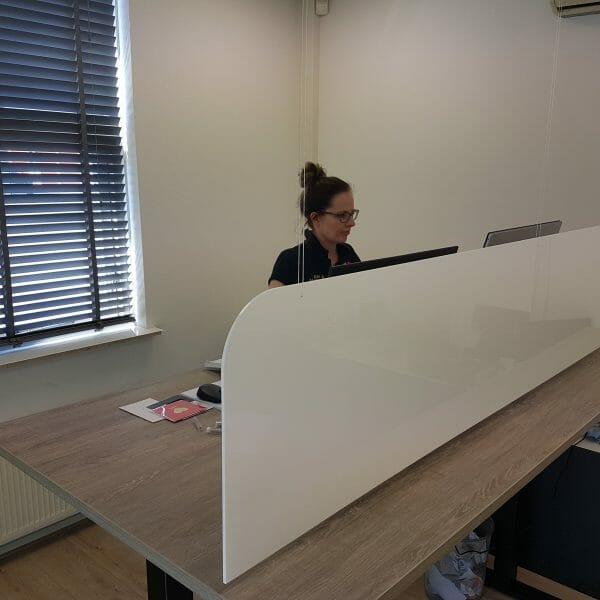 Bureau scherm